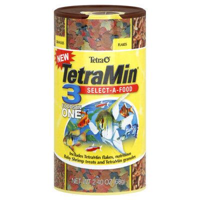 Tetra TetraMin Flakes Select-a-Food