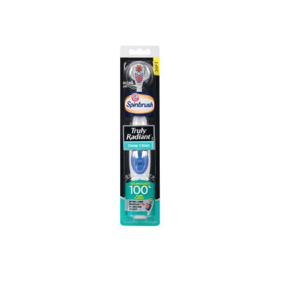 ARM & HAMMER™ pinbrush™ Truly Radiant™ Deep Clean Toothbrush