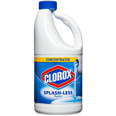 Clorox Splash-Less Bleach
