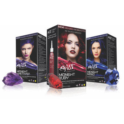 Splat Midnight Hair Color Collection