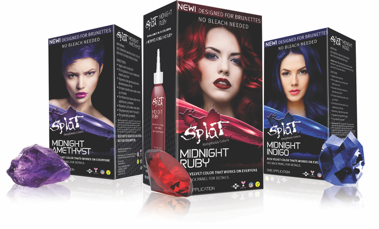 Splat Midnight Hair Color Collection Reviews