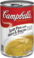 Campbell's® Split Pea with Ham & Bacon Condensed Soup