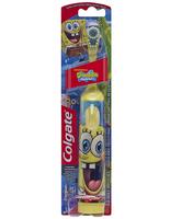 Colgate® Nickelodeon™ SpongeBob SQUAREPANTS  Powered Toothbrush Extra Soft