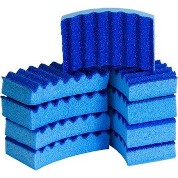 Lysol Heavy Duty Scrubber Sponges, 9 count