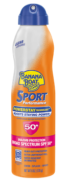 Banana Boat Sport UltraMist Sunscreen SPF 50