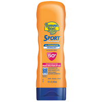 Banana Boat Sport Performance Lotion Sunscreens With Powerstay Technology With SPF 50