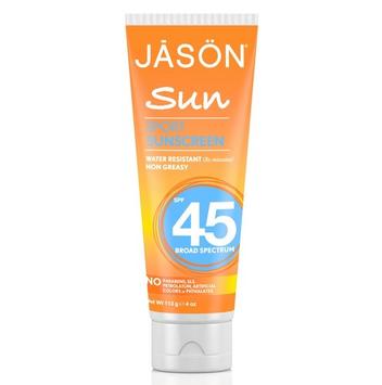 JĀSÖN Sport Natural Sunscreen SPF45