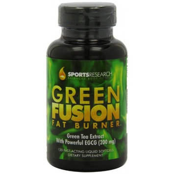 Sports Green Fusion Fat Burner