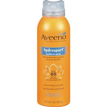 Aveeno® Hydrosport SPF 85 Sunblock Spray