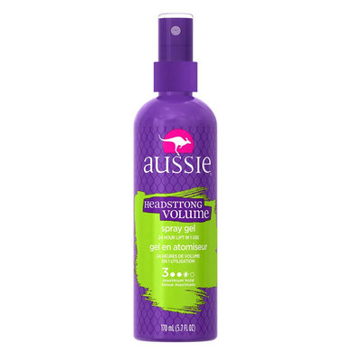 Aussie Headstrong Volume Spray Gel