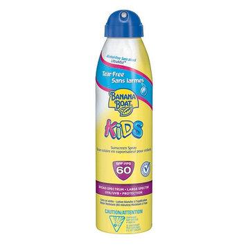Banana Boat Kids Tear-Free UltraMist Sunscreen Spray With SPF 60