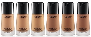 M.A.C Cosmetics Mineralize Moisture SPF 15 Foundation