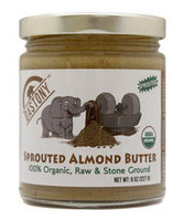 Dastony - 100 Organic Sprouted Almond Butter - 8 oz.