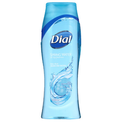 Dial® All Day Freshness Moisturizing Body Wash Spring Water