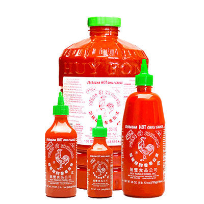 Huy Fong Foods Inc. Sriracha Chili Sauce