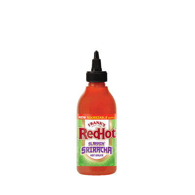 Frank's RedHot® Slammin' Sriracha® Hot Sauce