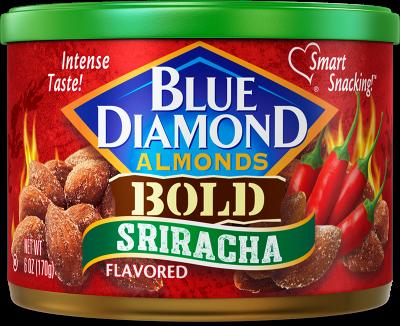 Blue Diamond® Almonds Bold Sriracha