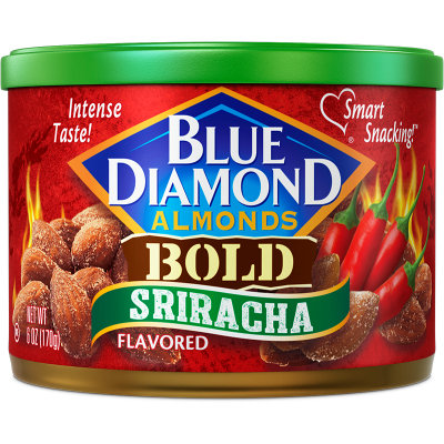 Blue Diamond® Almonds Bold Sriracha