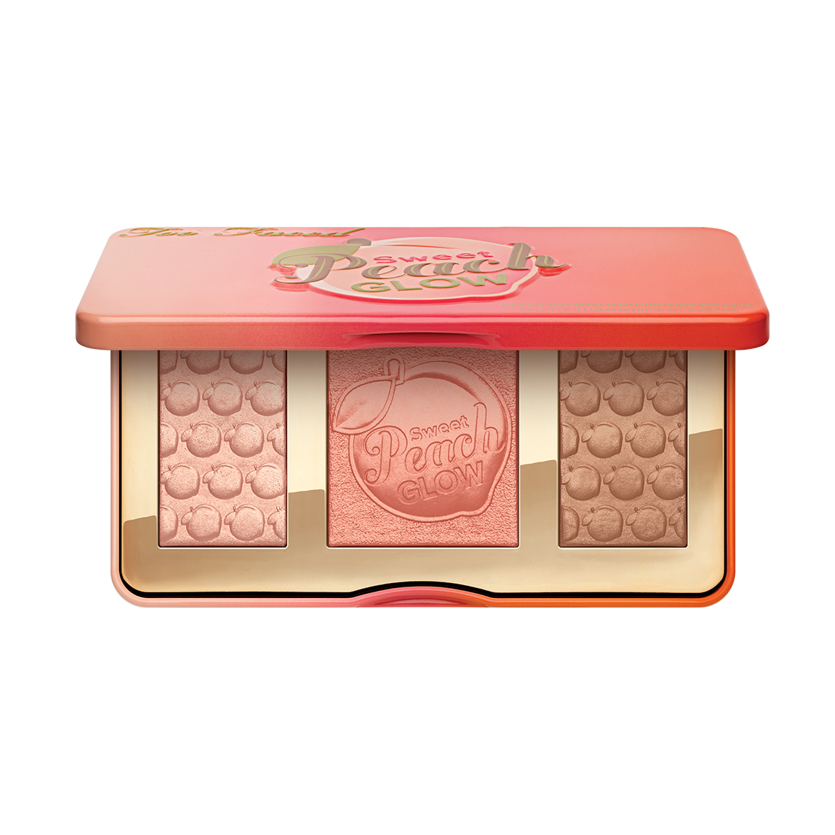 Too Faced Sweet Peach Glow Infused Highlighting Palette
