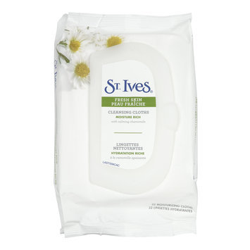 St. Ives Facial Cleansing Wipes