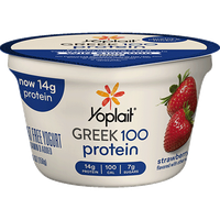 Yoplait® Greek 100 Protein Srawberry Yogurt