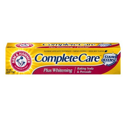 ARM & HAMMER™ Complete Care Toothpaste Plus Whitening Baking Soda & Peroxide