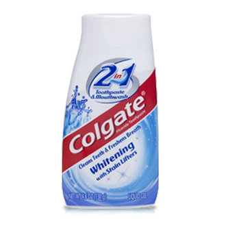 Colgate® 2in1 Toothpaste & Mouthwash Whitening with Stain Lifters Flouride Toothpaste