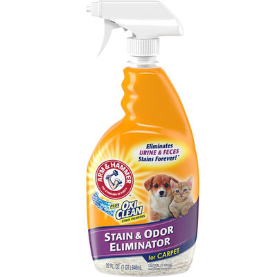 ARM & HAMMER™  OXICLEAN™ Pet Stain & Odor Eliminator Plus