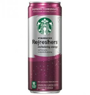 STARBUCKS® Refreshers™ Raspberry Pomegranate
