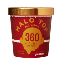 Halo Top Red Velvet Ice Cream