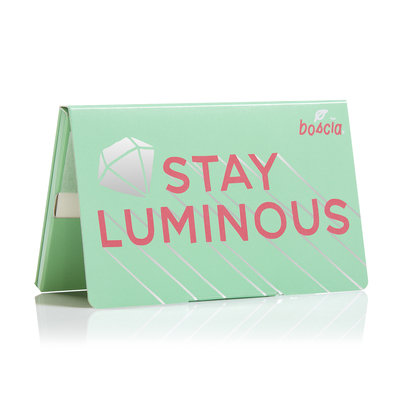 boscia Stay Luminous Peppermint Blotting Linens