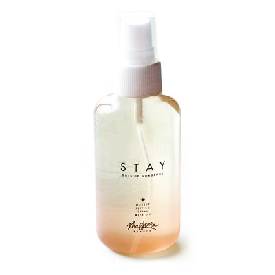Maskcara Beauty Stay Outside Gorgeous Makeup Setting Spray With SPF