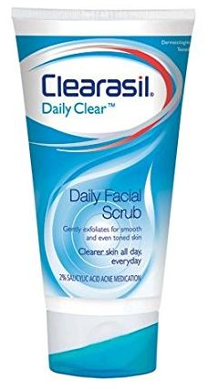 CLEARASIL® Daily Facial Scrub