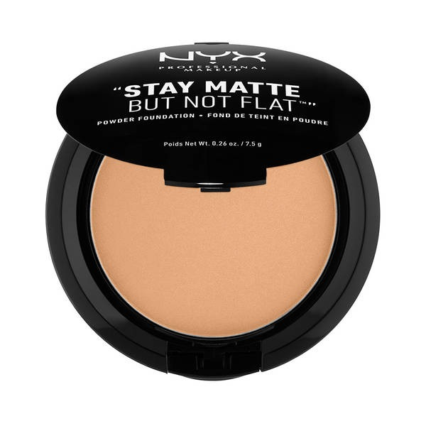 NYX Stay Matte But Not Flat Powder Foundation