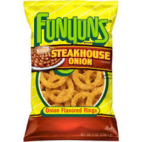 Funyuns® Steakhouse Onion Onion Flavored Rings