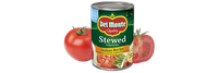 Del Monte® Italian Recipe Stewed Tomatoes with Basil, Garlic & Oregano