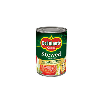 Del Monte® Organic Vine-Ripened Stewed Tomatoes No Salt Added