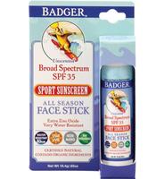 BADGER® Sport Sunscreen Stick SPF 35