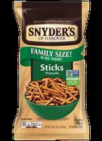 Snyder's Of Hanover Pretzels Sticks
