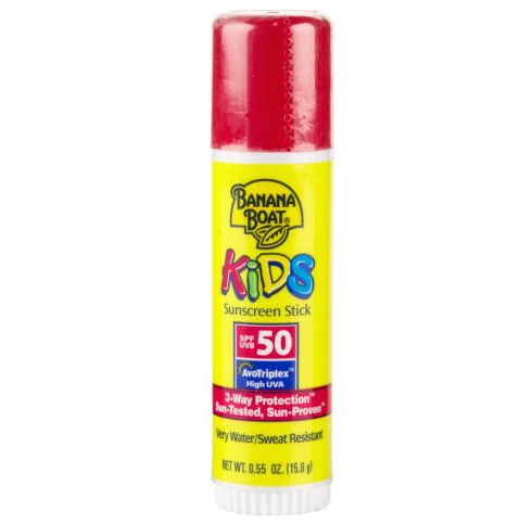 Banana Boat Kids Stick Sunscreen With SPF 50
