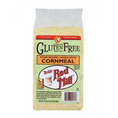 Bob's Red Mill Gluten Free Stone Ground Whole Grain Cornmeal