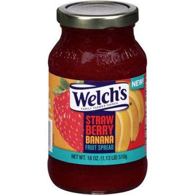 Welch's® Strawberry Banana Fruit Spread