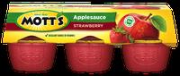 Mott's® Applesauce Strawberry