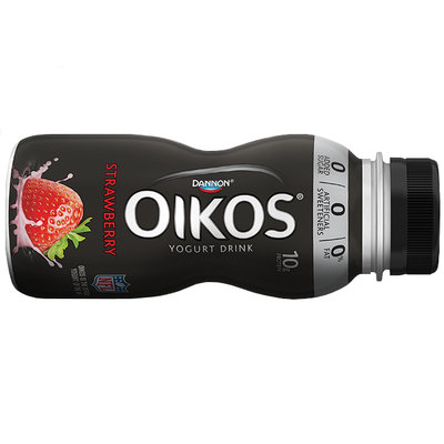 DANNON® OIKOS® YOGURT DRINK STRAWBERRY