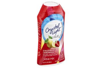 Crystal Light Tropical Coconut Liquid Drink Mix