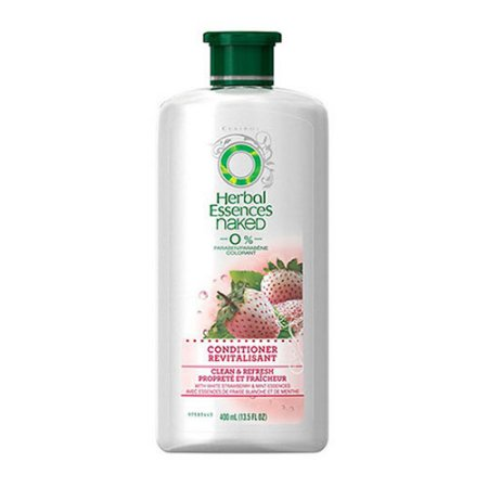 Herbal Essences Naked Strawberry, Clean and Refresh Mint Conditioner