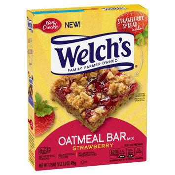 Welch's® Strawberry Oatmeal Bar