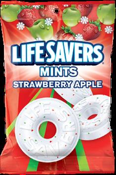 Life Savers Strawberry Apple Mints