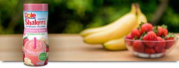 Dole Strawberry Banana Fruit & Yogurt Smoothie Shakers
