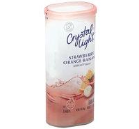 Crystal Light Multiserve Strawberry Banana Orange Sugar Free
